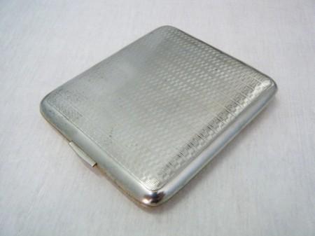 チェコスロバキア製 シガレットケース (1960,s~1970,s)