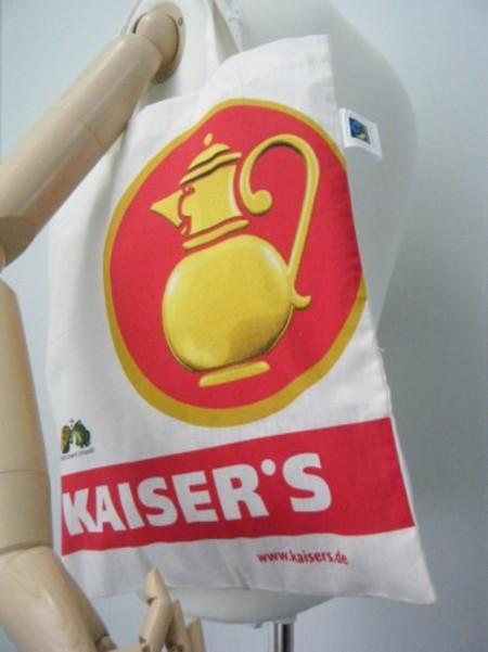 ドイツ KAISER`S トートバッグ