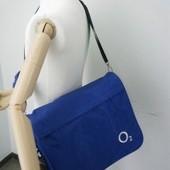 イギリスの最大手携帯会社O2のメッセンジャーバッグ