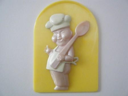 ロシア ドアorルーム サインプレートセット(キッチン&トイレット)