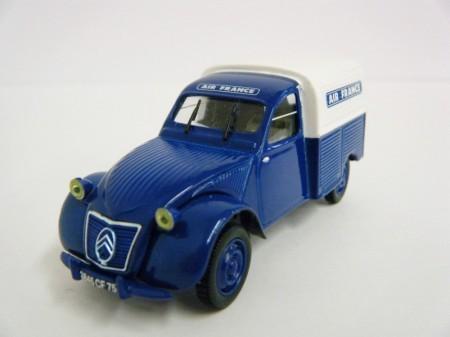 シトロエン2CV エアーフランス ミニカー