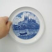 マイセン ヴィンテージ 壁掛け絵皿(1976年)