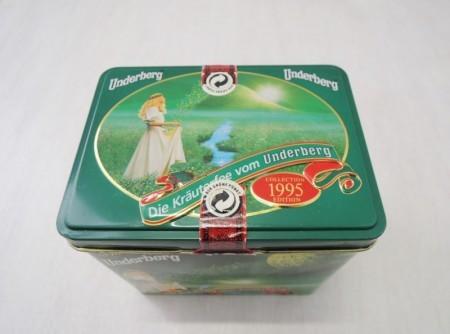ドイツ1990年代 菓子缶