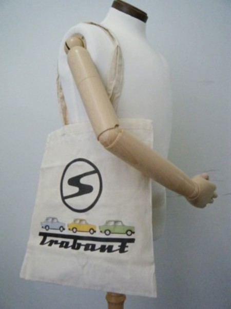 トラバント トートバッグ