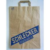 ドイツ SCHLECKER ペーパーバッグ(2個セット)