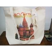 ロシア モスクワ クレムリン宮殿のトートバッグ