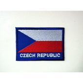 チェコ 国旗のワッペン