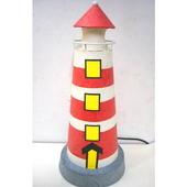 ドイツ製ペーパーランプ(灯台)