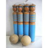 フランス VILAC木製ボーリングセット