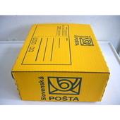 スロバキア 郵政ボックス 新型小